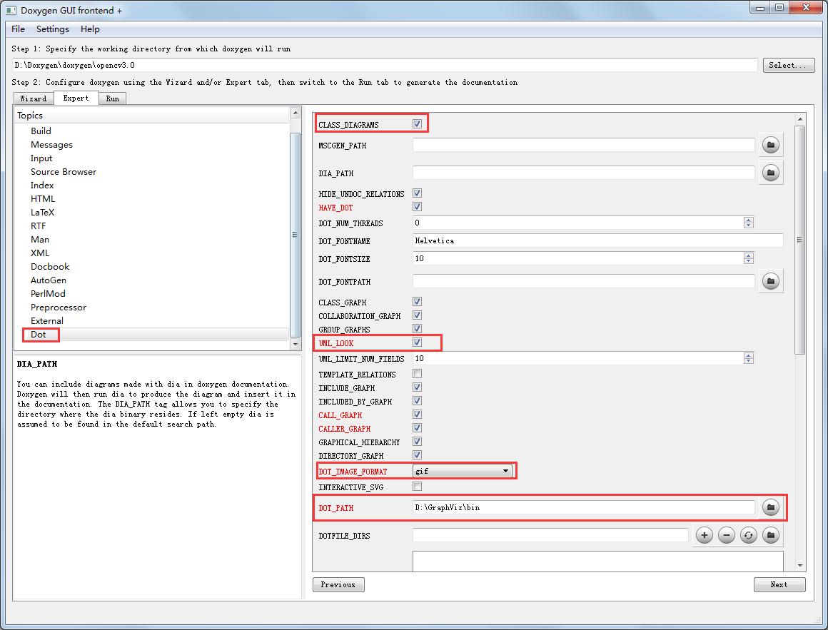 Windows平臺下Doxygen+GraphViz+HtmlHelp自動生成函數調用關係圖- 台部落