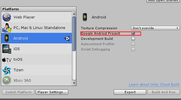 Unity5 0後(unity5 3 5)科大訊飛語音識別Unity-Android SDK 的