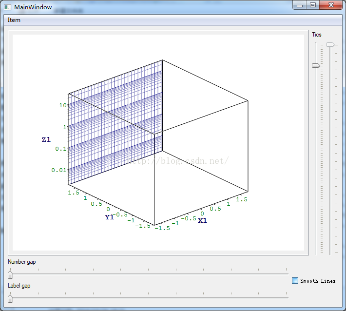 QWT3D 之三維動態曲線的實現- 台部落