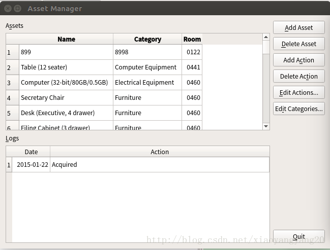 python3+PyQt5 使用數據庫表視圖- 台部落