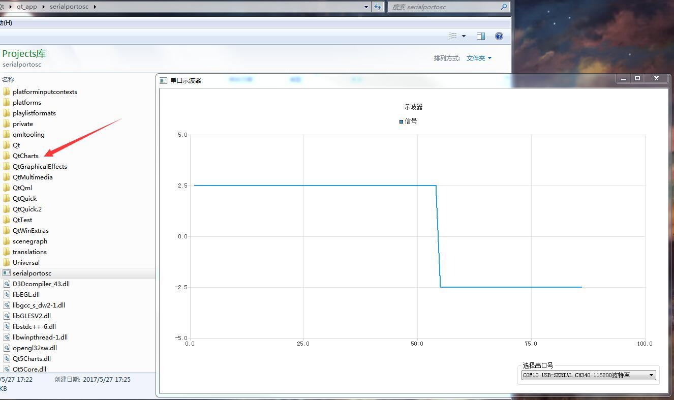 Qt Charts發佈- 台部落