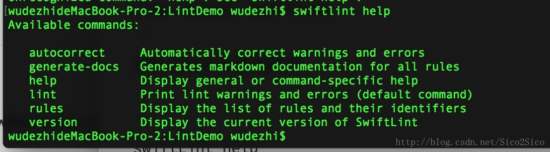 Swift CodeReview SwiftLint - 台部落