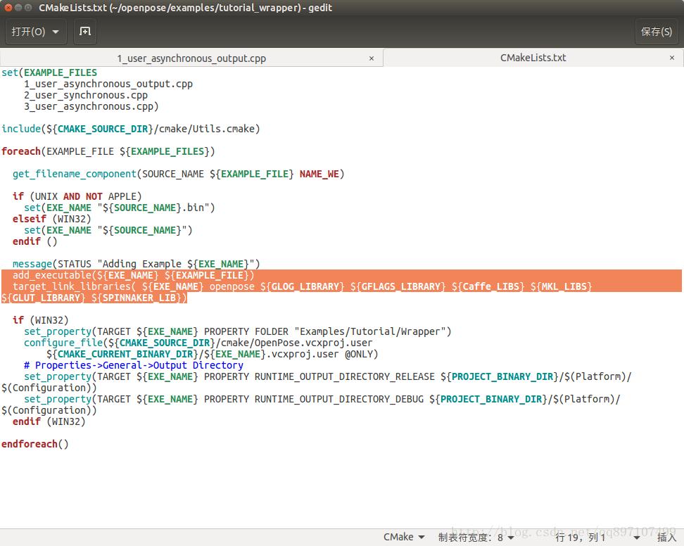 Ubuntu16 04下使用CLion修改OpenPose官方DEMO并编译运行- 台部落