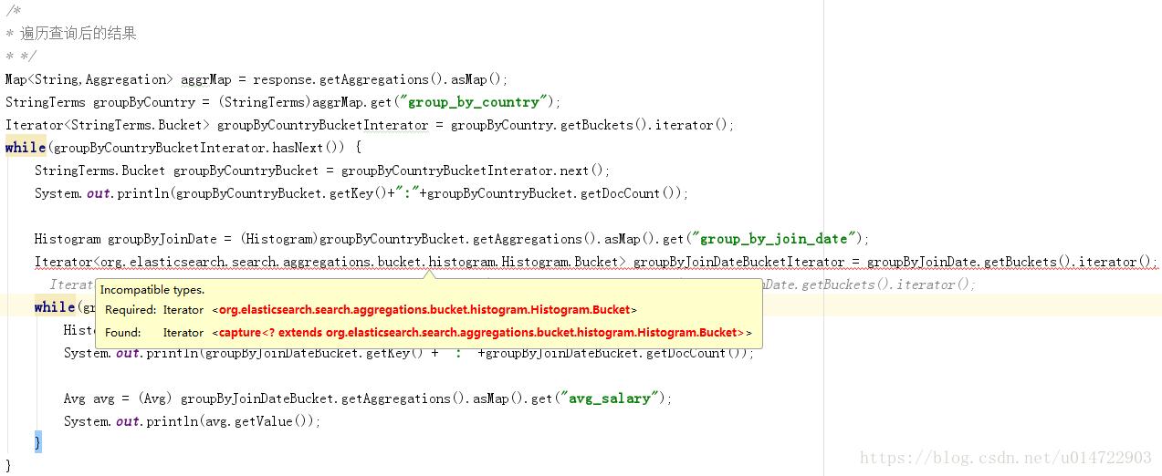 elasticsearch-java应用-对数据进行聚合分析- 台部落