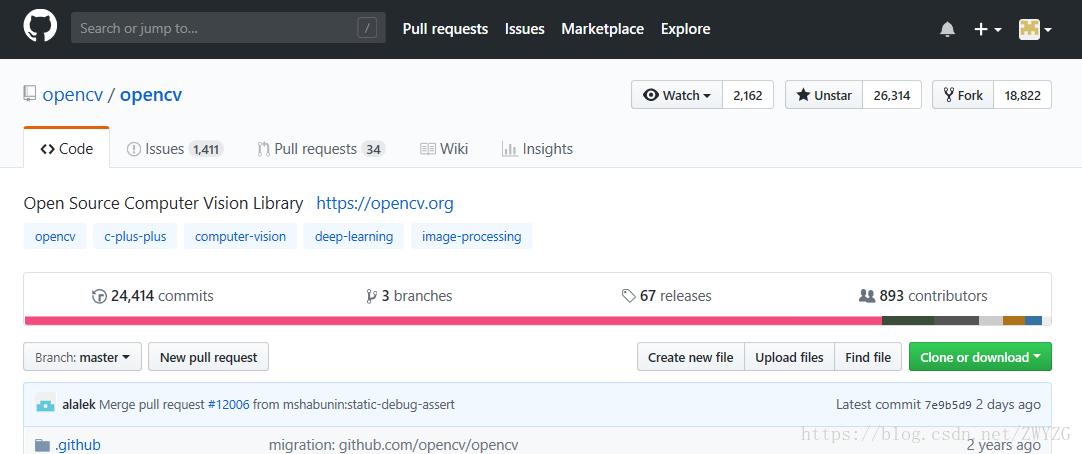 Opencv3 4與contrib模塊的下載以及編譯- 台部落