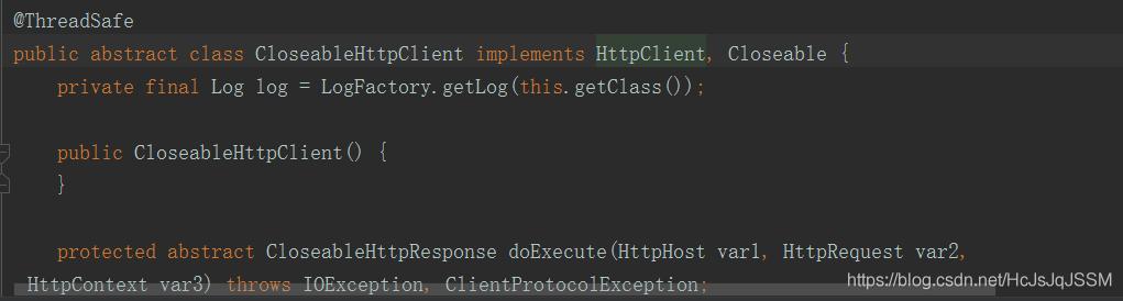 HttpClient使用- 台部落