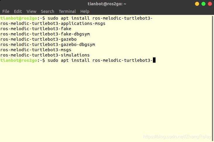 ROS2GO之TurtleBot学习与使用资料- 台部落