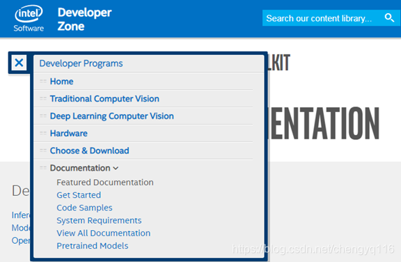 Install the Intel® Distribution of OpenVINO™ Toolkit for