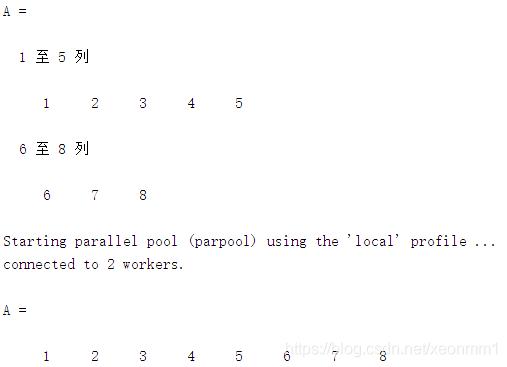 並行計算]Matlab並行計算工具箱(Parallel Computing Toolbox